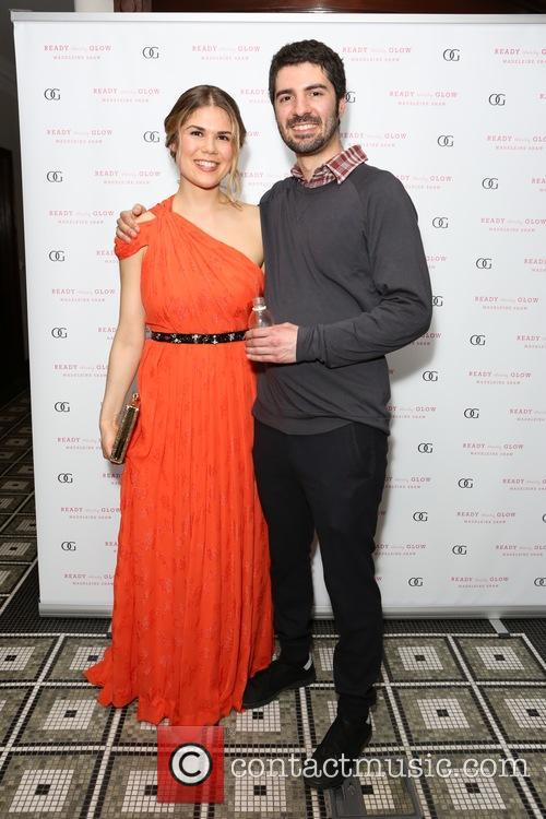 Madeleine Shaw and Brother