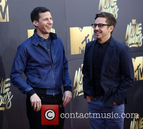 Andy Samberg and Jorma Taccone