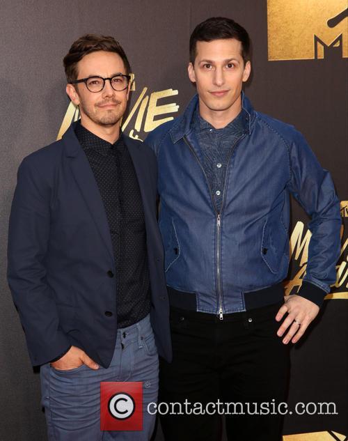 Jorma Taccone and Andy Samberg