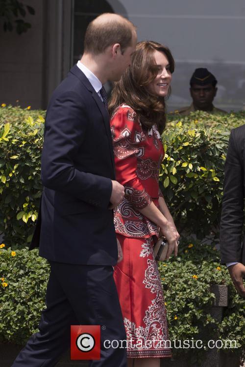 The Duchess Of Cambridge, Kate Middleton, Catherine Middleton, The Duke Of Cambridge and Prince William 3