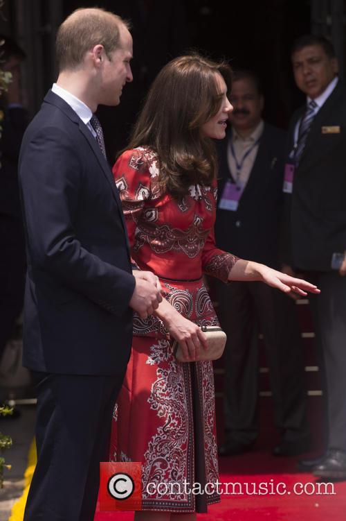 The Duchess Of Cambridge, Kate Middleton, Catherine Middleton, The Duke Of Cambridge and Prince William 4