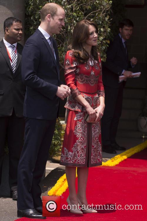 The Duchess Of Cambridge, Kate Middleton, Catherine Middleton, The Duke Of Cambridge and Prince William 5
