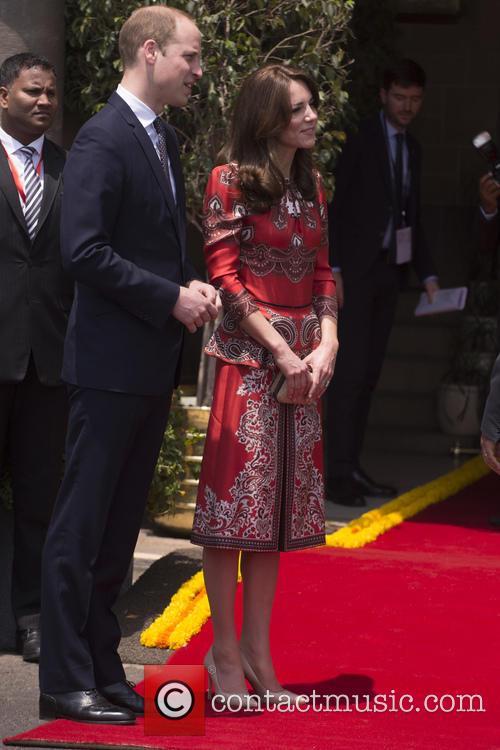 The Duchess Of Cambridge, Kate Middleton, Catherine Middleton, The Duke Of Cambridge and Prince William 6