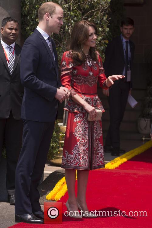 The Duchess Of Cambridge, Kate Middleton, Catherine Middleton, The Duke Of Cambridge and Prince William 7
