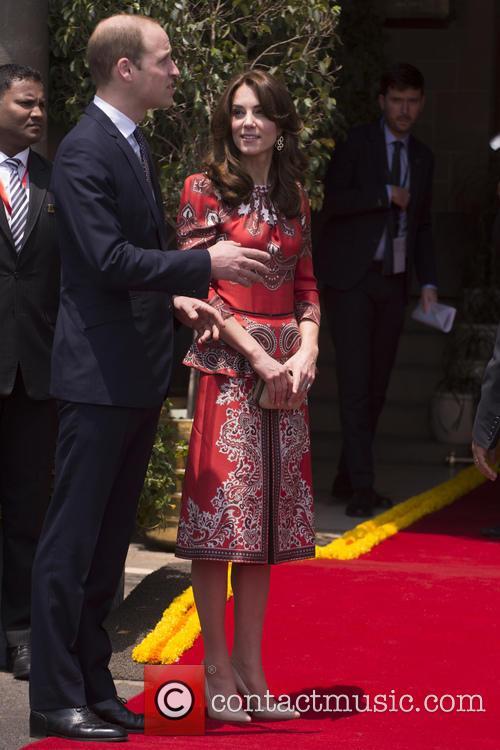 The Duchess Of Cambridge, Kate Middleton, Catherine Middleton, The Duke Of Cambridge and Prince William 8