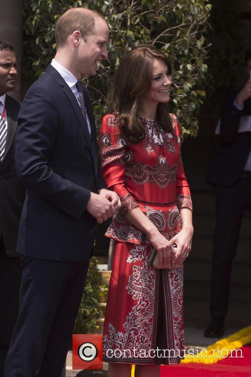 The Duchess Of Cambridge, Kate Middleton, Catherine Middleton, The Duke Of Cambridge and Prince William 10