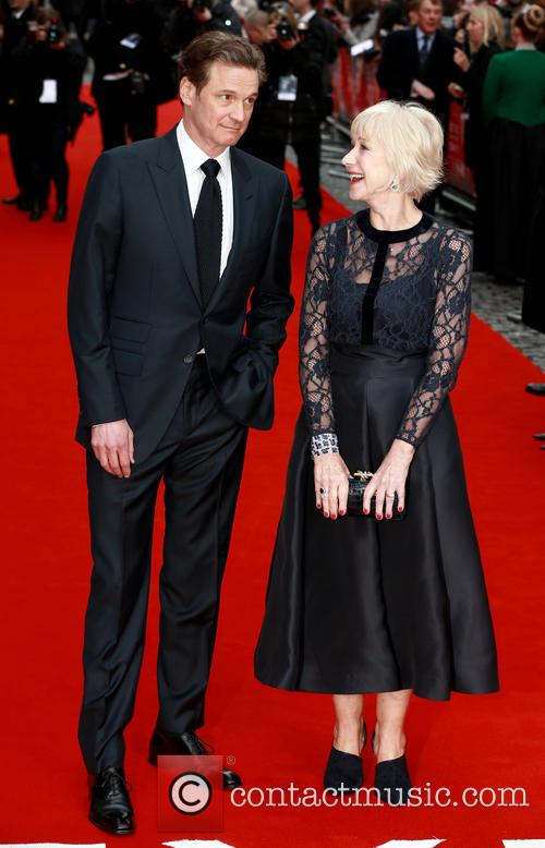 Helen Mirren and Colin Firth 3