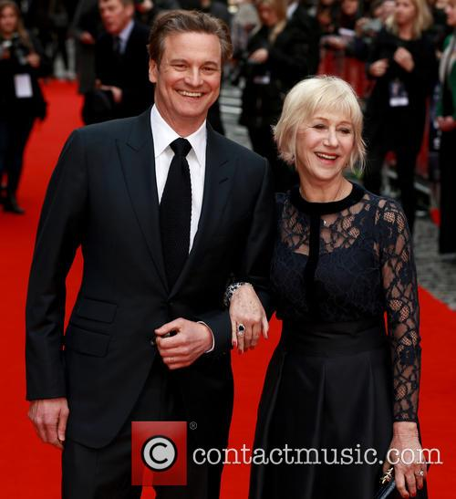 Helen Mirren and Colin Firth 4