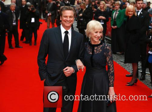 Colin Firth and Helen Mirren 6