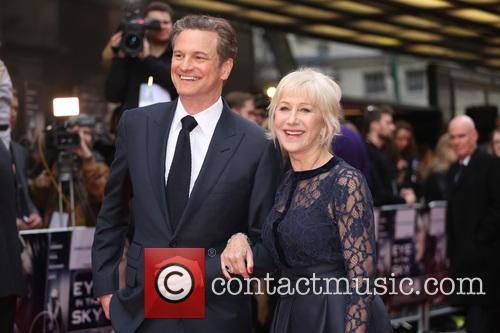 Colin Firth and Dame Helen Mirren 8