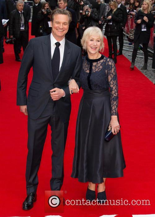 Colin Firth and Helen Mirren 3