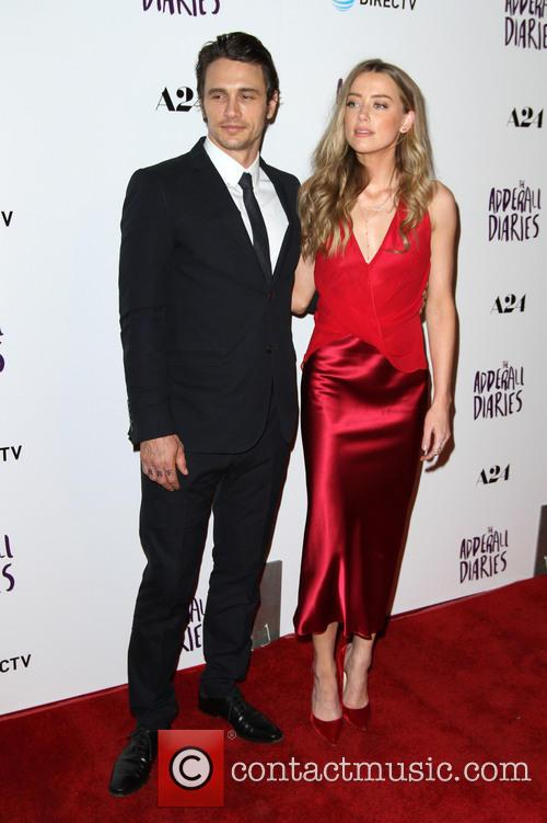 James Franco and Amber Heard 1