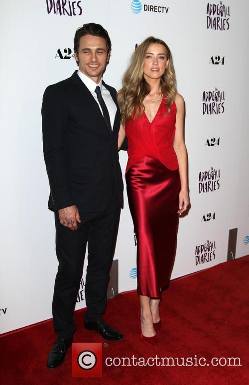 James Franco and Amber Heard 4