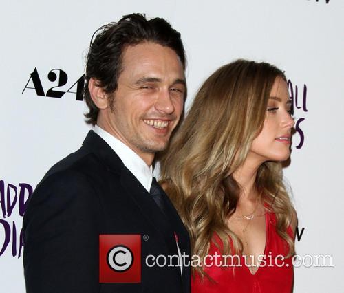 James Franco and Amber Heard 6