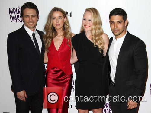 James Franco, Amber Heard, Pamela Romanowsky and Wilmer Valderrama 10