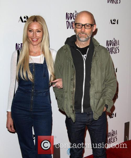 Moby and Julie Mintz
