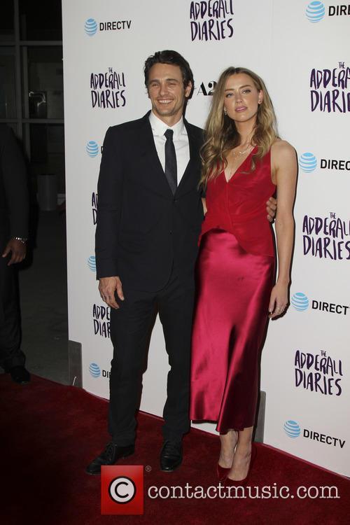 James Franco and Amber Heard 9