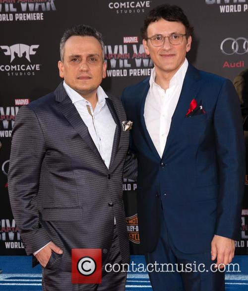 Joe Russo and Anthony Russo 2