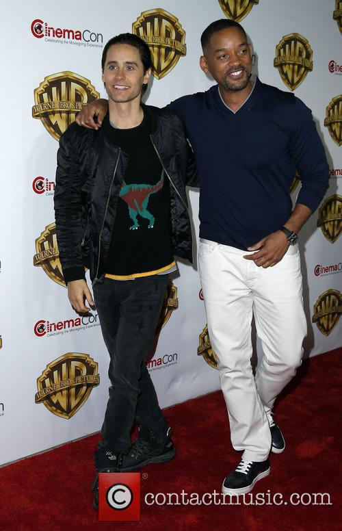 Jared Leto and Will Smith 1