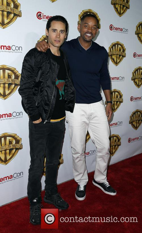 Jared Leto and Will Smith 5