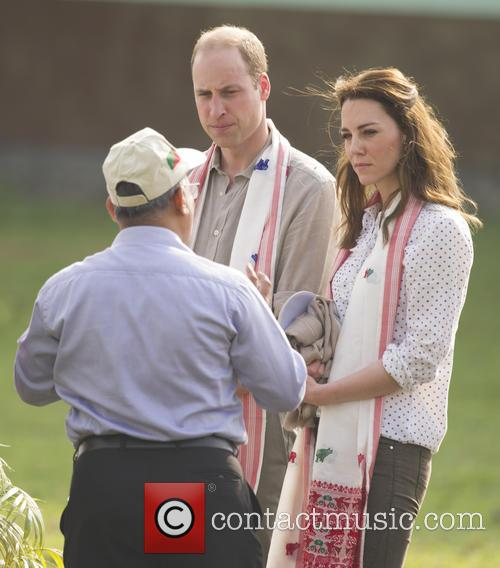 Duke Of Cambridge and Duchess Of Cambridge 4