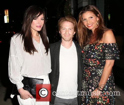 Krista Allen, Seth Green and Charisma Hardy 2