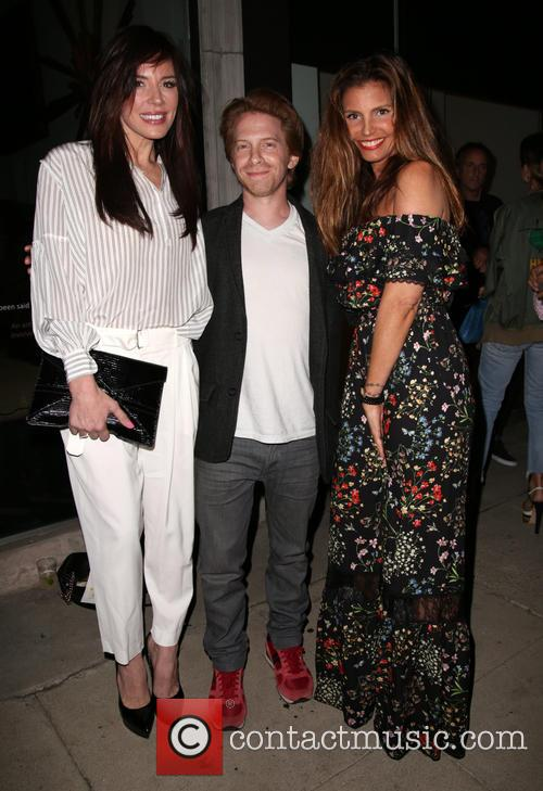 Krista Allen, Seth Green and Charisma Hardy 3
