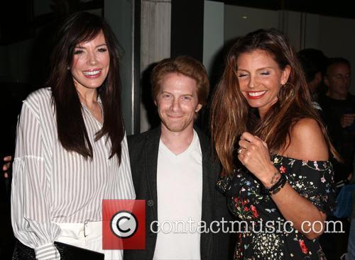 Krista Allen, Seth Green and Charisma Hardy 4