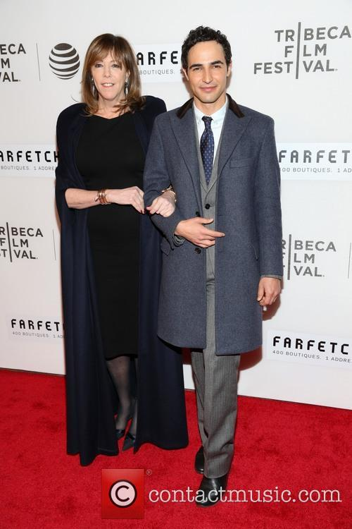 Jane Rosenthal and Zac Posen 1