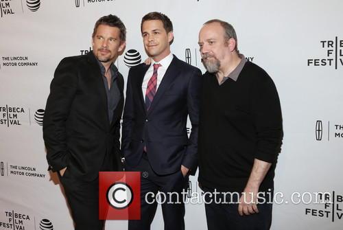 Ethan Hawke, Johnny Simmons and Paul Giamatti