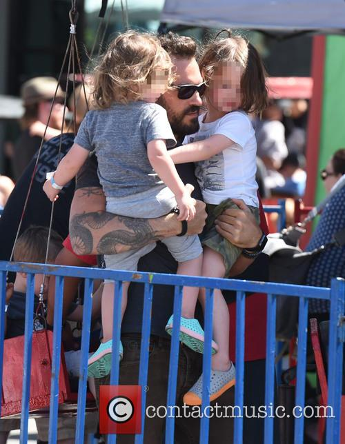 Brian Austin Green, Bodhi Ransom Green and Noah Shannon Green
