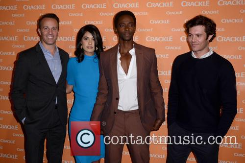 Eric Berger, Otmara Marrero, Edi Gathegi and Adam Brody 3