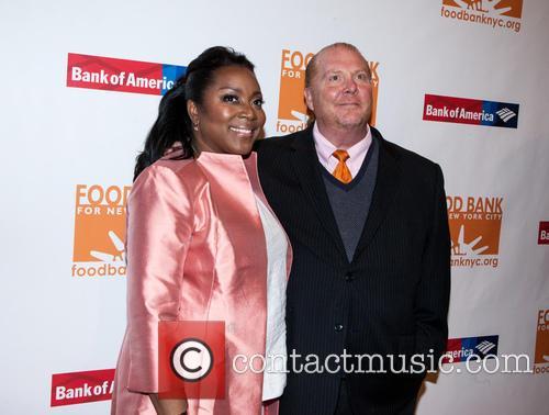 Margarette Purvis and Mario Batali 5