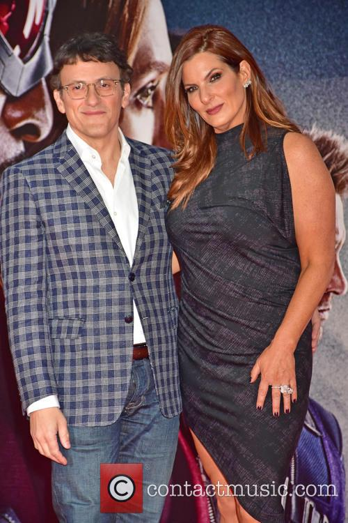 Anthony Russo and Ann Russo 3
