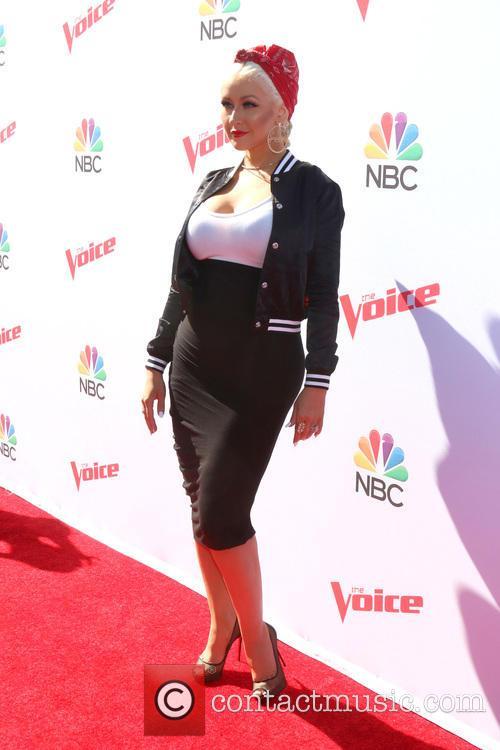 Christina Aguilera 1