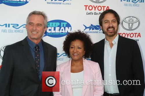 Bobby Kennedy Jr., Wanda Sykes and Ray Romano