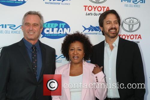 Bobby Kennedy Jr., Wanda Sykes and Ray Romano 3