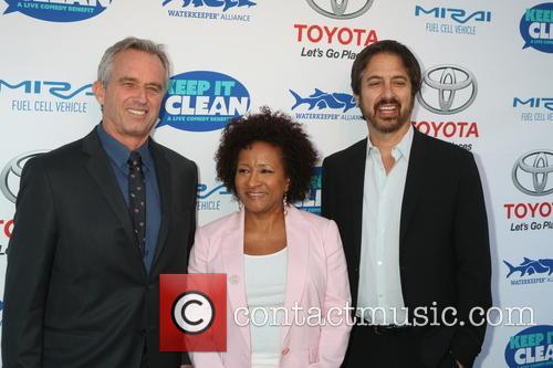 Bobby Kennedy Jr., Wanda Sykes and Ray Romano 4