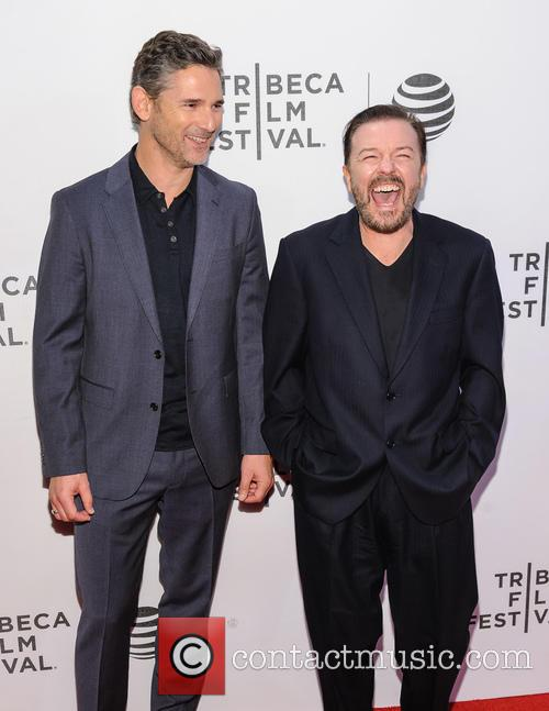 Eric Bana and Ricky Gervais 7