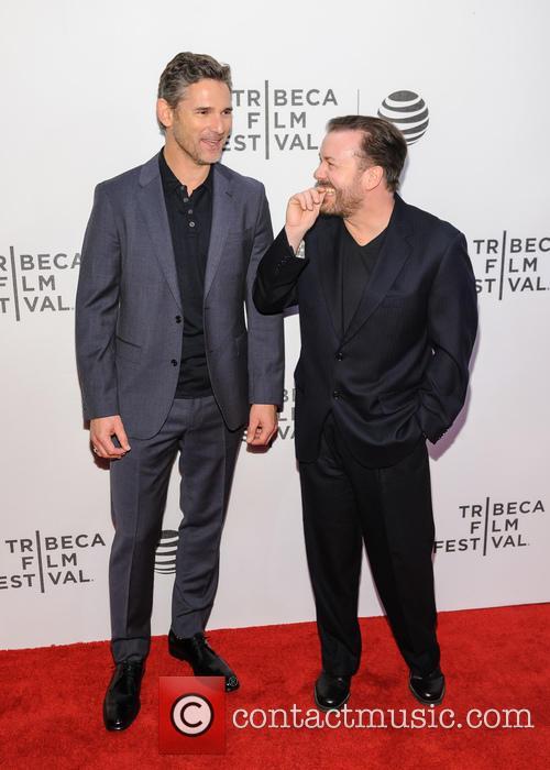 Eric Bana and Ricky Gervais 8