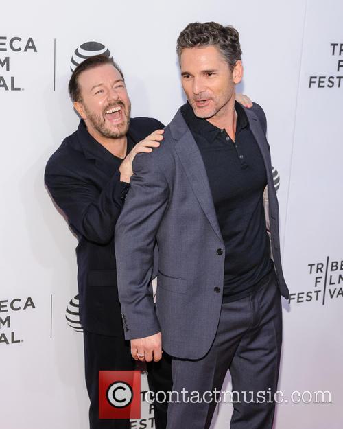 Eric Bana and Ricky Gervais 9