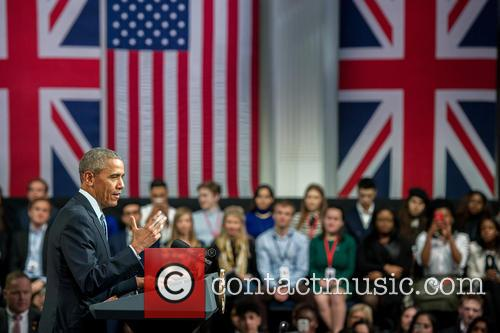 Barack Obama and President Of The United States Of America 4