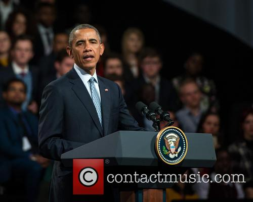 Barack Obama and President Of The United States Of America 7