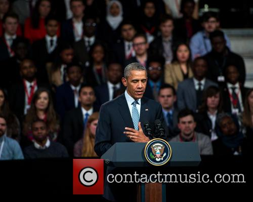 Barack Obama and President Of The United States Of America 10