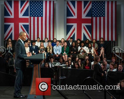 Barack Obama and President Of The United States Of America 11
