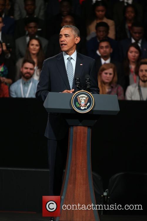 President Barack Obama 8