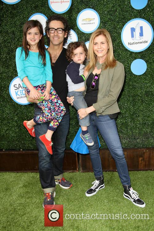 Joshua Taylor, Christie Lynn Smith, Husband John Fortson and Daughter Abby Ryder Fortson