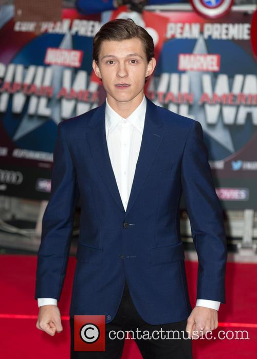 Tom Holland 1