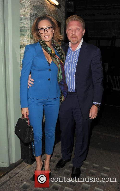 Boris Becker and Lilly Becker 2