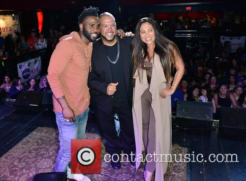 Jason Derulo, Dj Laz and Kimmy B